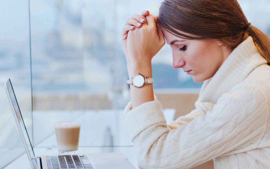 The Stress of Not Writing… You Must Forgive Yourself