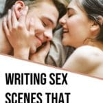 Writing Sex Scenes that Don't Suck blog title overlay