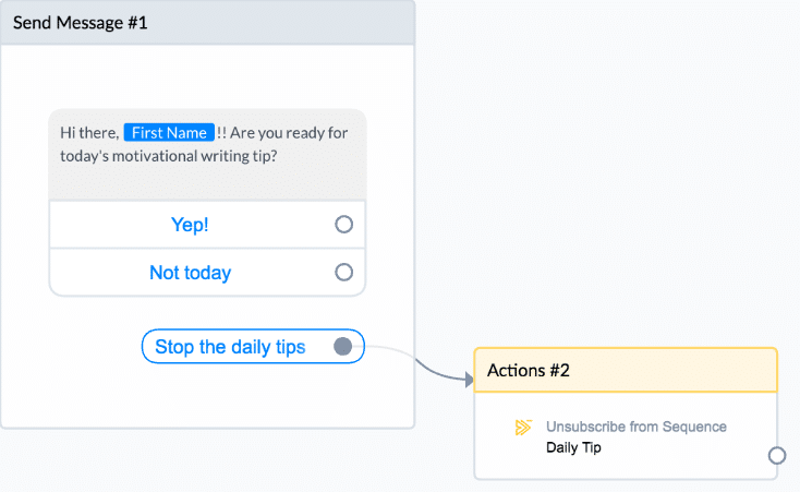 Screenshot stop tips option