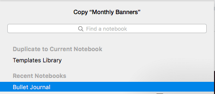 Evernote Screenshot Choose-Bullet-Journal-notebook
