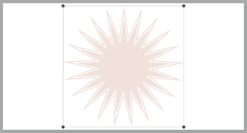 Visme Screenshot Translucent Shape