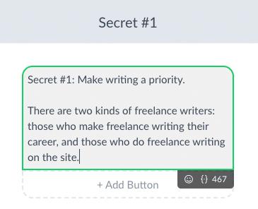 ManyChat Screenshot Secret Number One