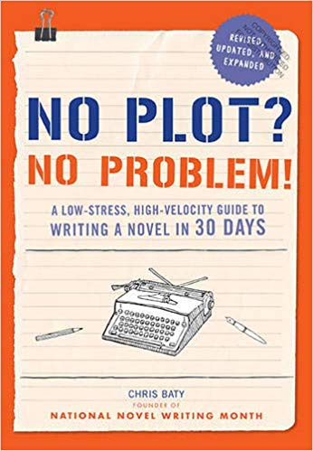 No Pot? No Problem! By Chris Baty must-read book for Preparing for NaNoWriMo